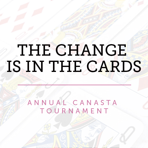 We Canasta Tournament